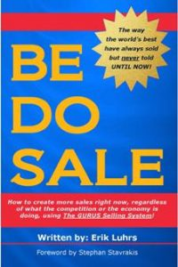 Be Do Sale by Erik Luhrs